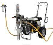 Аппарат для безвоздушного нанесения огнезащитного состава Крауз-Ультра